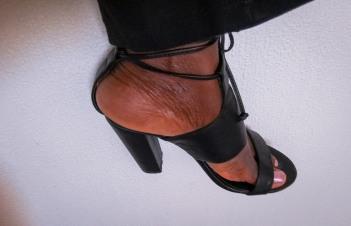 Chaussures de chez Missguided à 24,99€