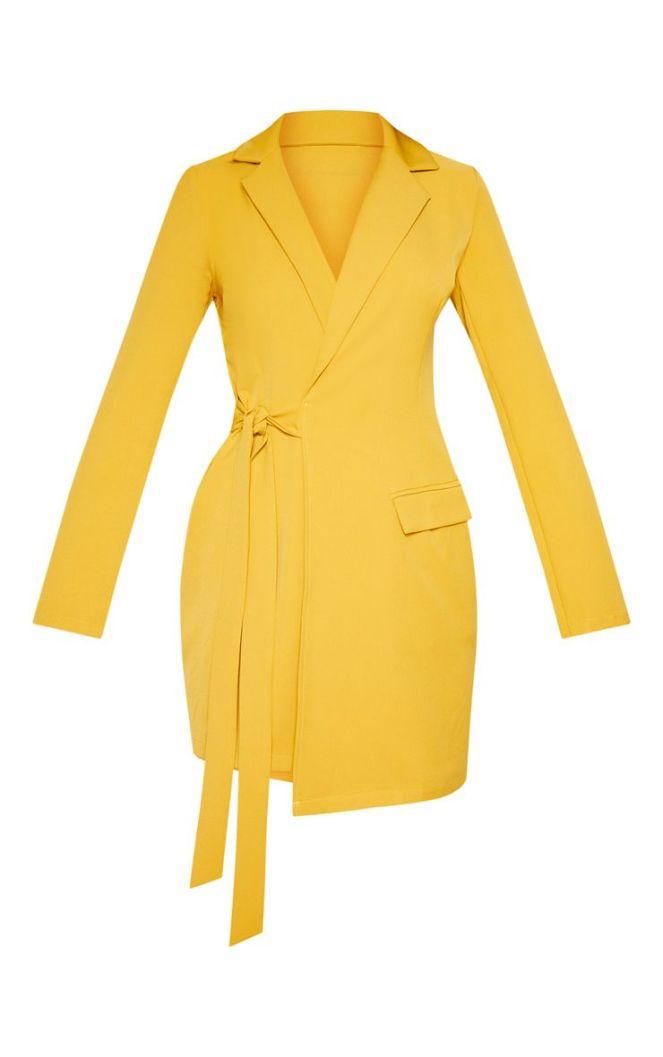 robe blazer seule