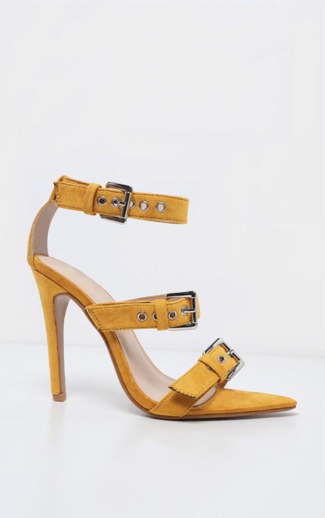 sandales à talon seules